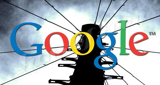 Google tower