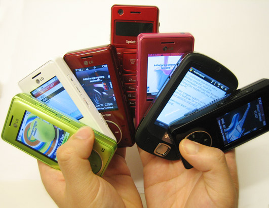Too Many Phones