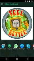 Bitmoji Feel Better