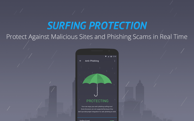 Surfing Protection