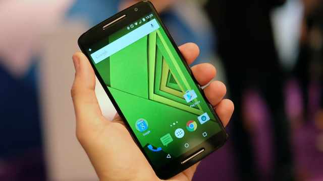 Unroot the Moto X Play