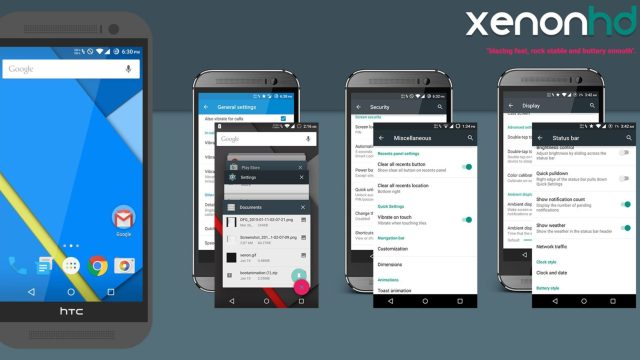 XenonHD Stable v3.0 ROM