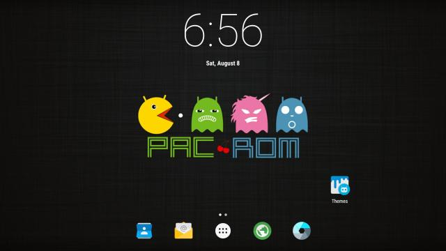 Unofficial PAC MAN ROM