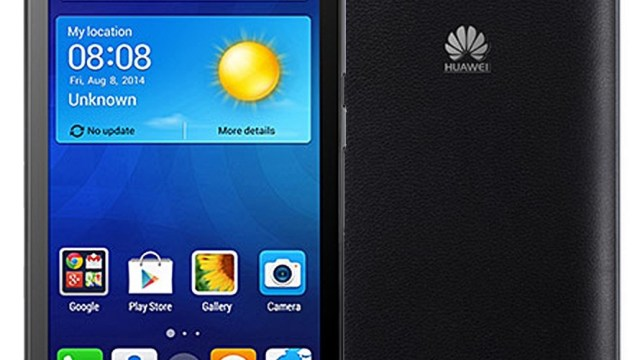 Unroot the Huawei Ascend Y520