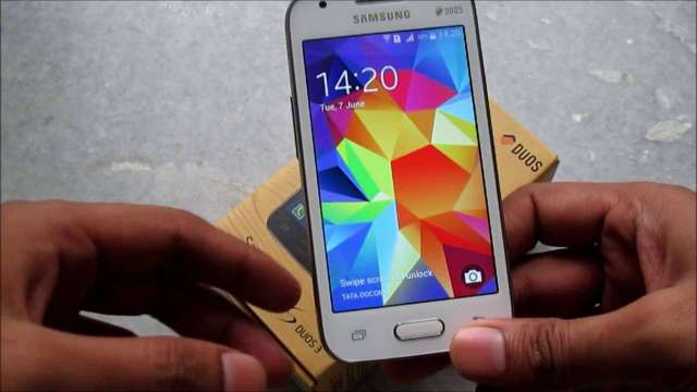 Root the Samsung Galaxy S Duos 3