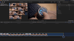 FCPX Magnetic Timeline