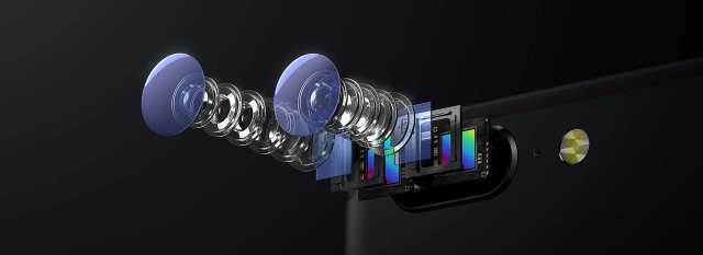 OnePlus 5 Dual Cameras