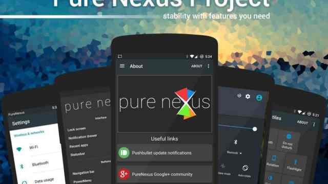 Pure Nexus Project