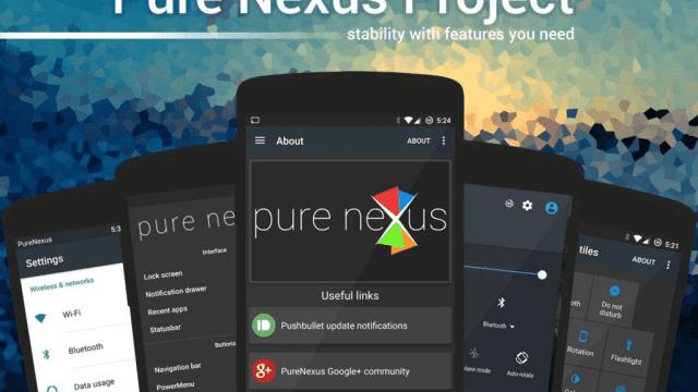 PureNexus Project Mod