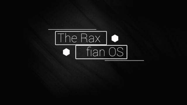Raxfian OS
