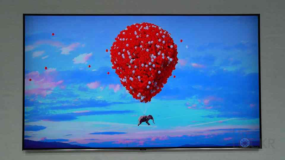 Another Samsung QLED TV