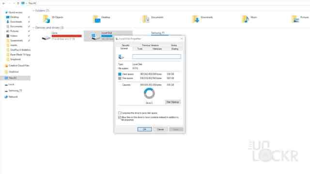 Check SSD