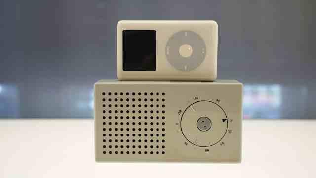 Braun Radio and iPod