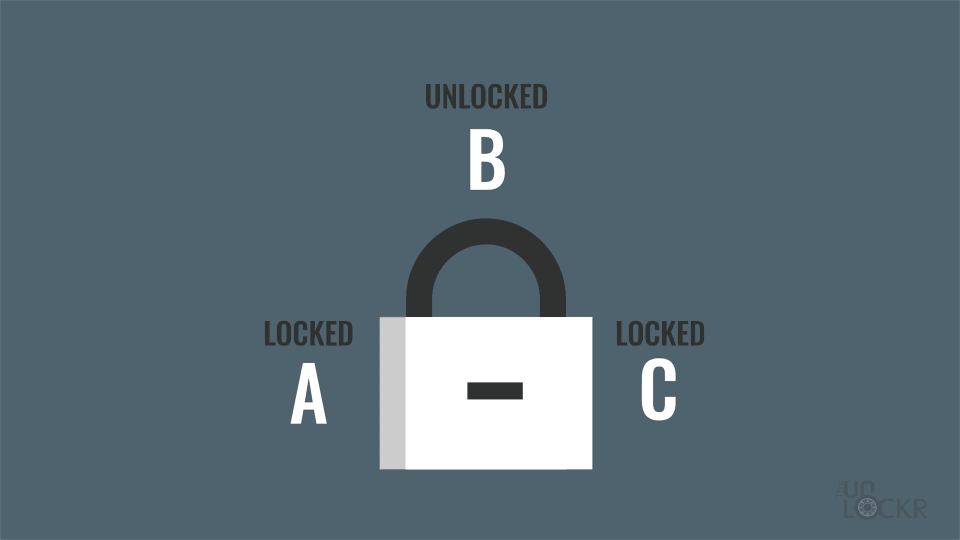 Lock Analogy