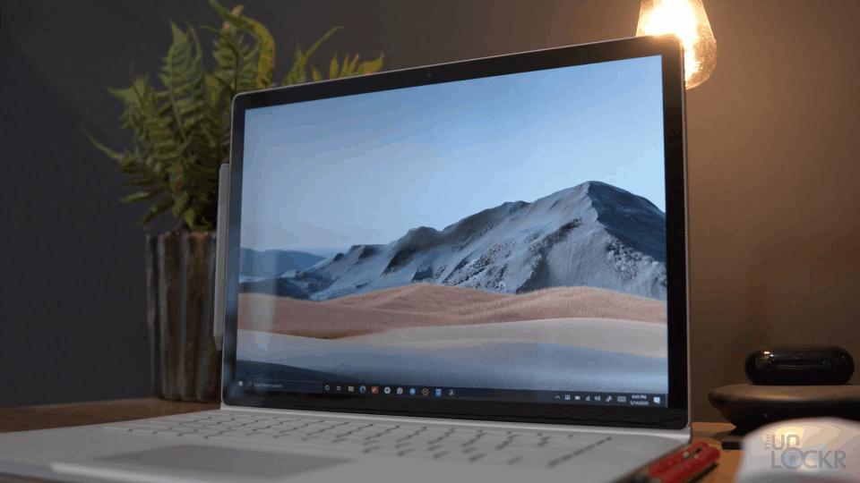 Surface Book Display