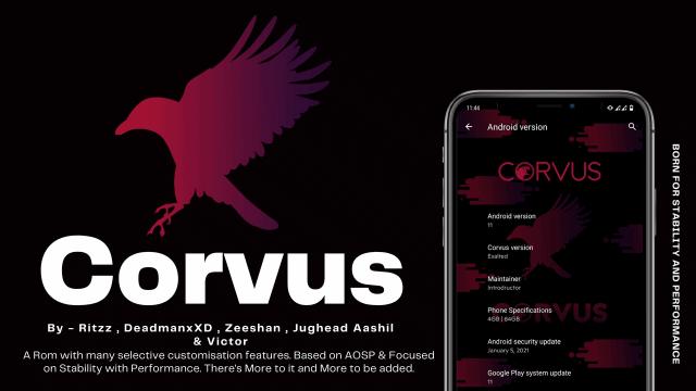 Corvus-OS