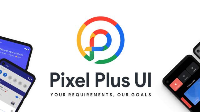 PixelPlusUI