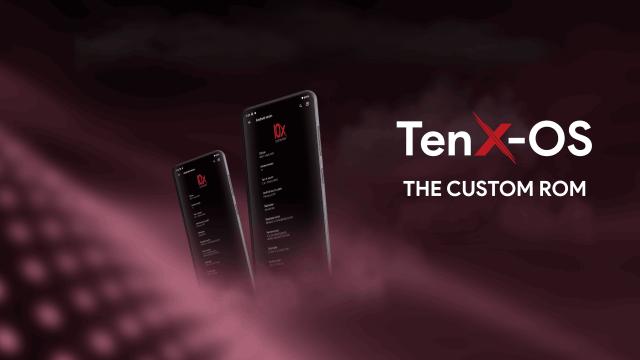 TenX OS Trident