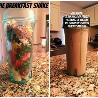 Breakfast Shakes- A Love Story