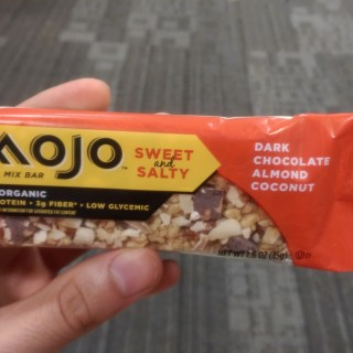 Product Review: Clif Mojo Bar Chocolate Almond and Coconut Flavor