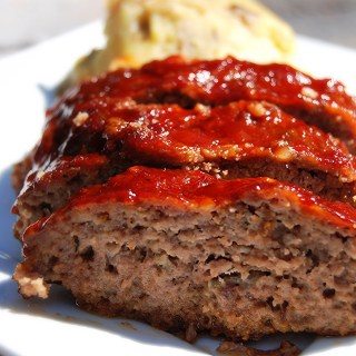 5 Days 5 Lunches:  Meatloaf