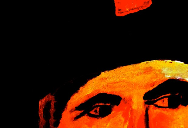 Reza Shah Painting