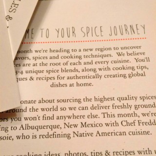 RawSpiceBar: Affordable Monthly Spice Service