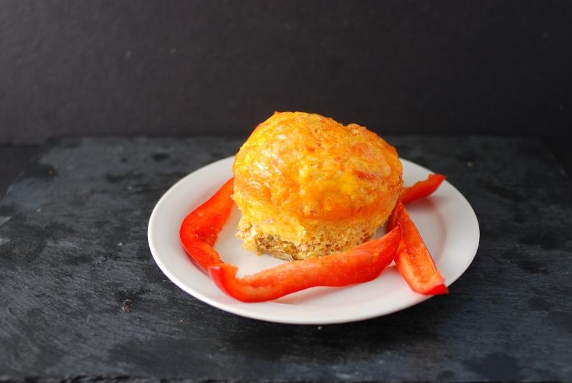 Chorizo Egg Muffin