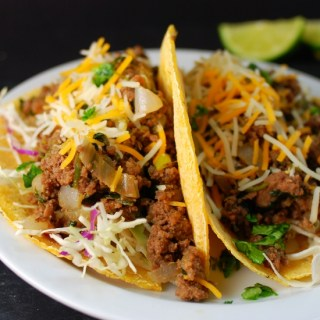 Homemade Tacos