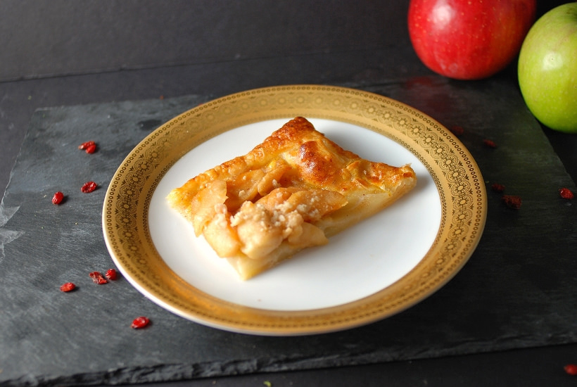 Apple Pie Tart 2