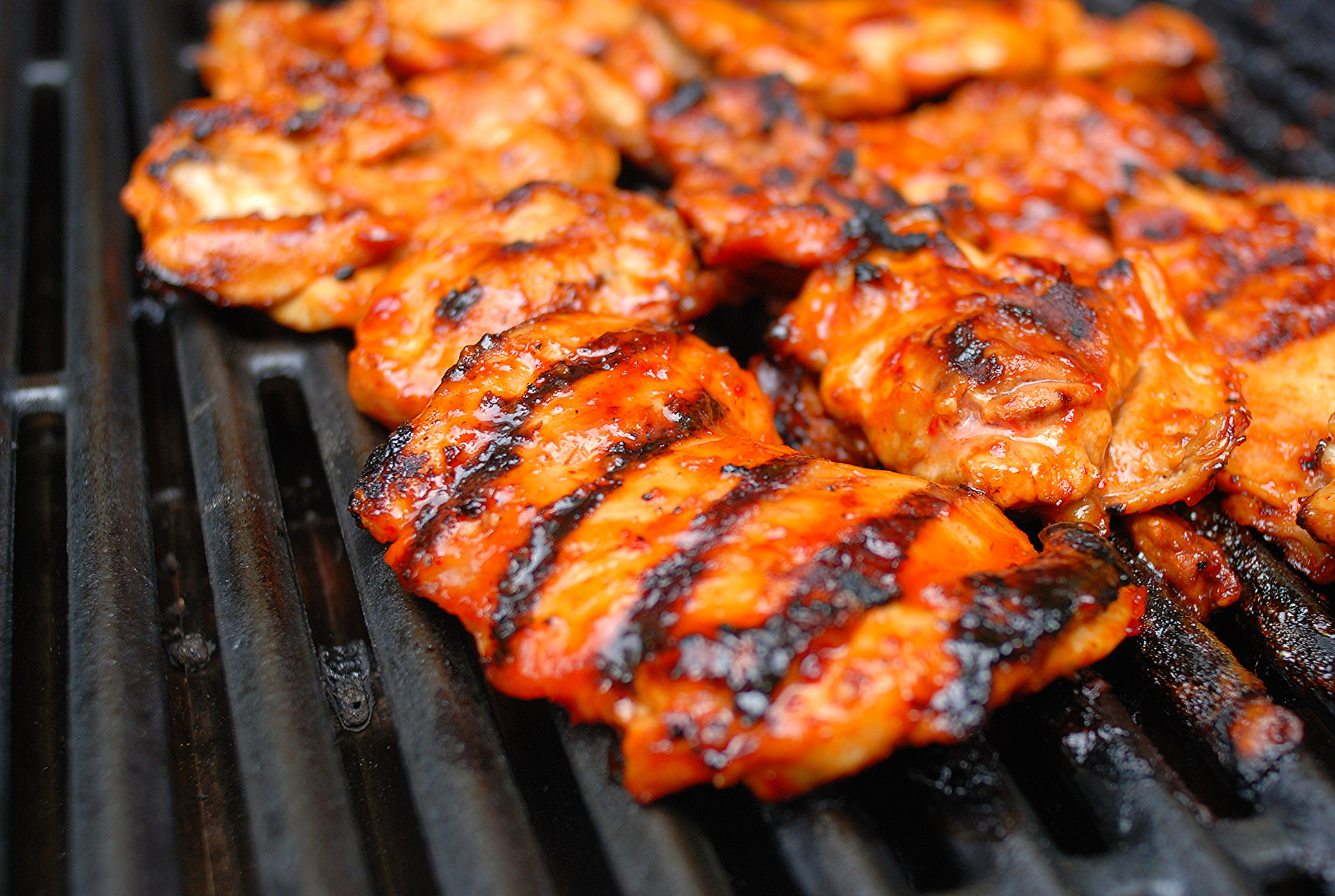 how to cook bbq chicken on the grill