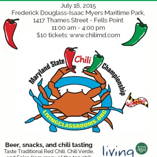 Maryland Chili Championship Cook Off