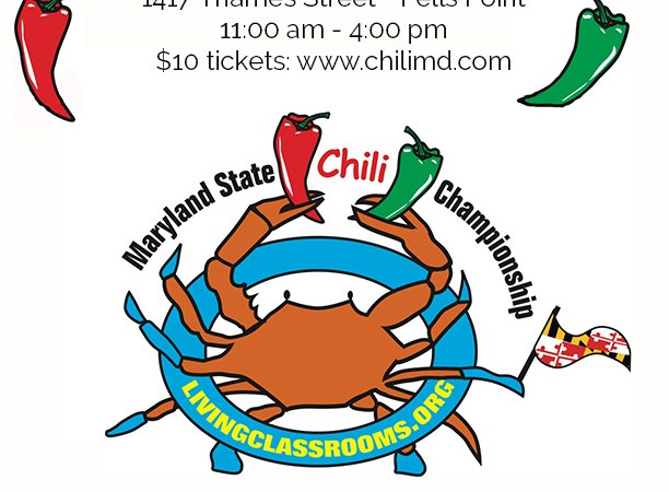Living Classrooms Chili flyer