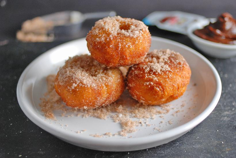 cinnamon donuts 1