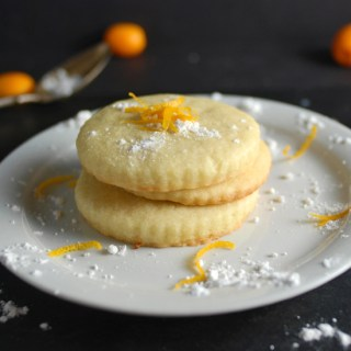 Orange Sugar Cookie