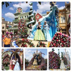 Magic Kingdom Live Entertainment - Festival of Fantasy Parade