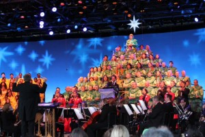 Walt Disney World Christmas Celebrations