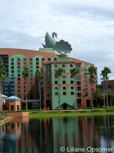 Walt Disney Resort Hopping