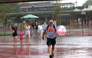 Rainy Days at Walt Disney World