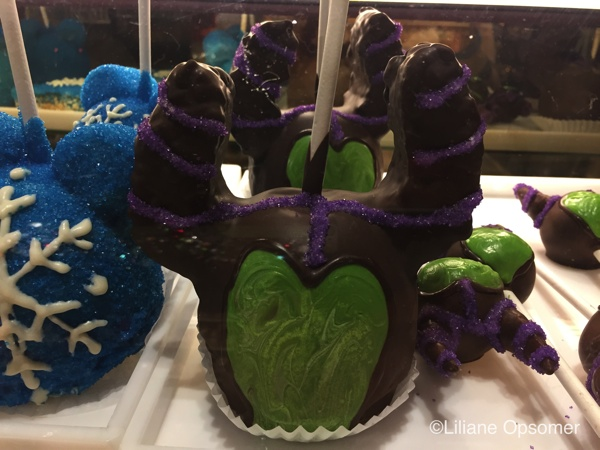 Disney Caramel Apples For All Occasions The Unofficial Guides