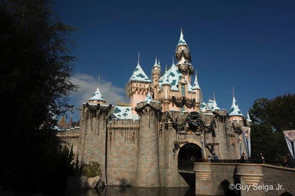 Christmastime at Disneyland Resort