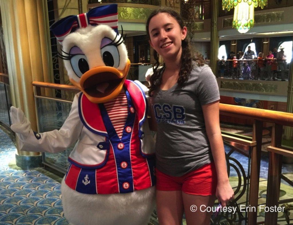 Holidays Onboard Disney Cruise Line