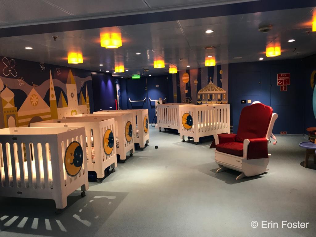 Disney Cruise Line kids clubs