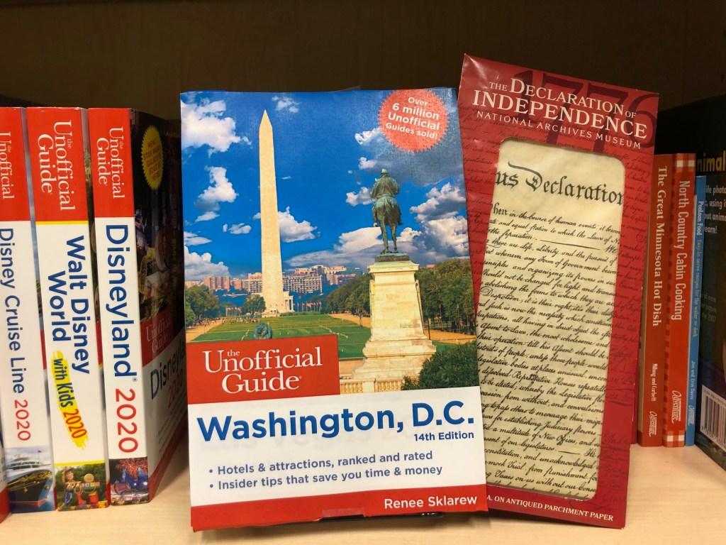 Washington DC 2020 Giveaway