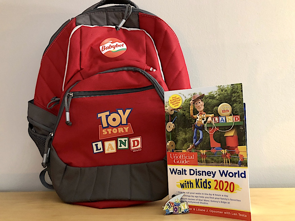 Walt Disney World with Kids 2020 giveaway