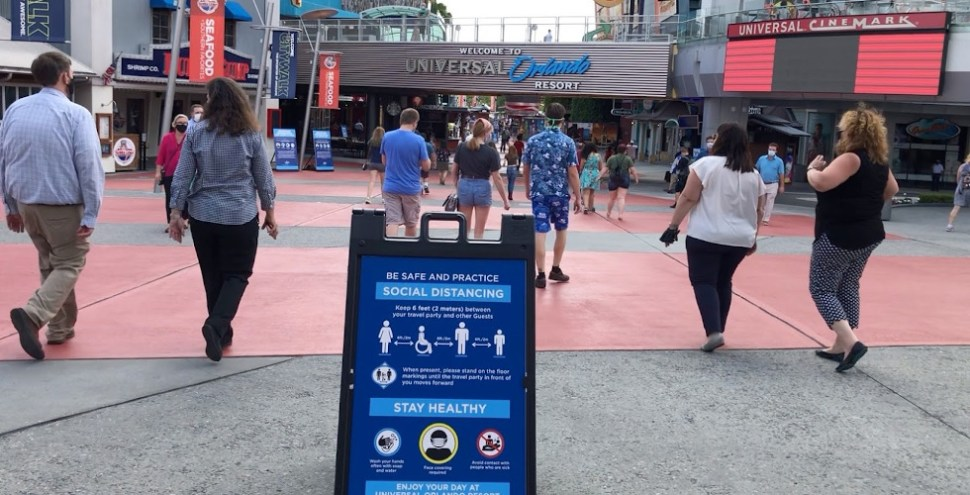 Universal Orlando Citywalk Reopening featured