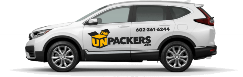 The UNpackers CR-V