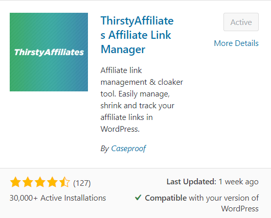 What are the best FREE WordPress Plugins for Bloggers - affiliate linker