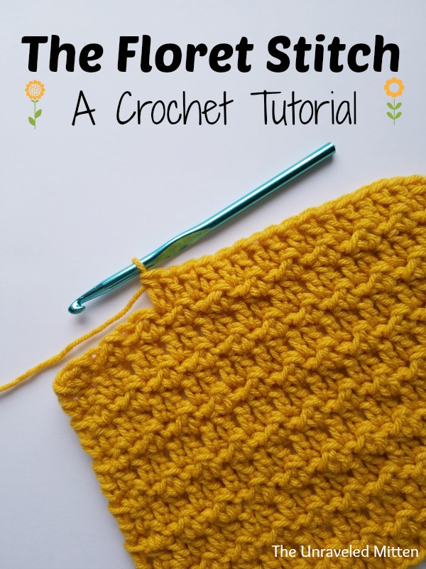 Learn to Crochet the Floret Stitch