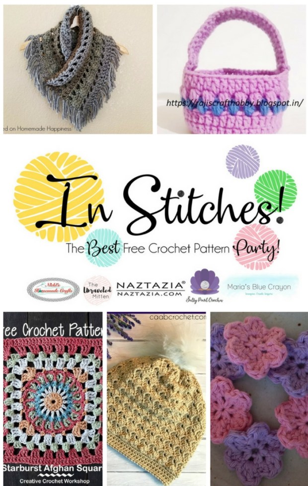 In Stitches: Best Free Crochet Pattern Party Week #4 | The Unraveled Mitten